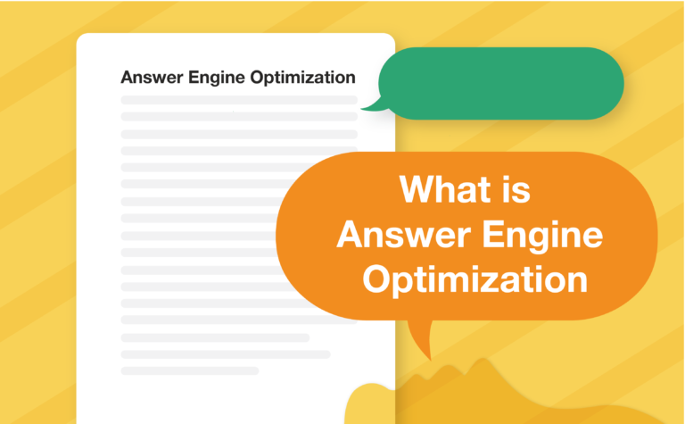 What is Answer Engine Optimization?