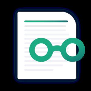 content brief icon