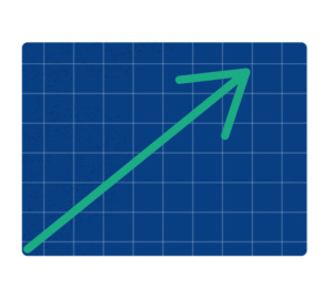 organic traffic icon